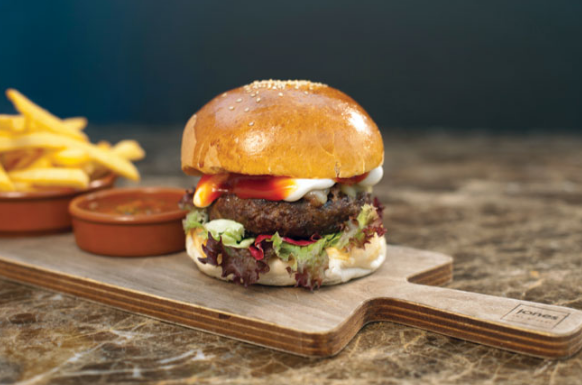 2. Jones The Grocer at Wagyu Burger