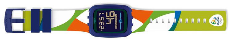 Swatch Touch Zero Two; 2016 FallWinter; 1607 Touch Zero Two