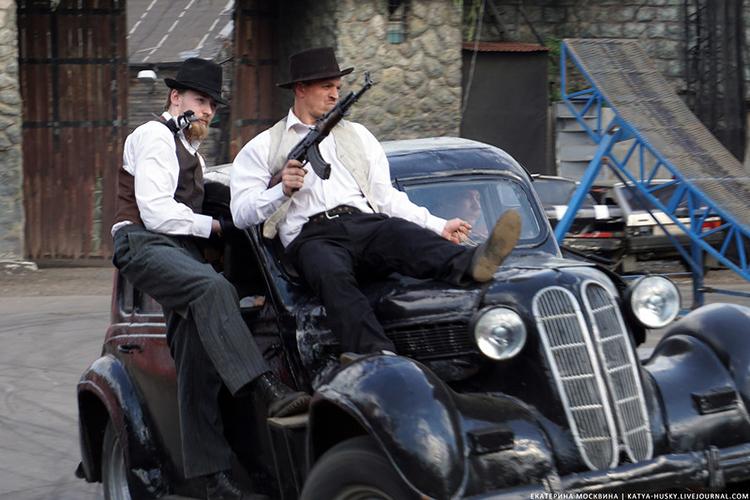 Русский форсаж гангстеры 2
