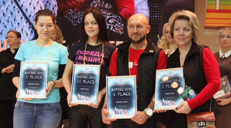 Победители рейтинга по дизайну ногтей (1)