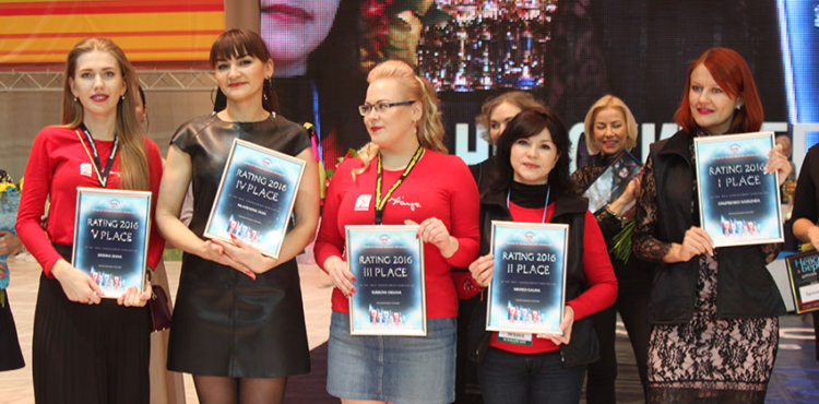 Победители рейтинга по моделированию ногтей