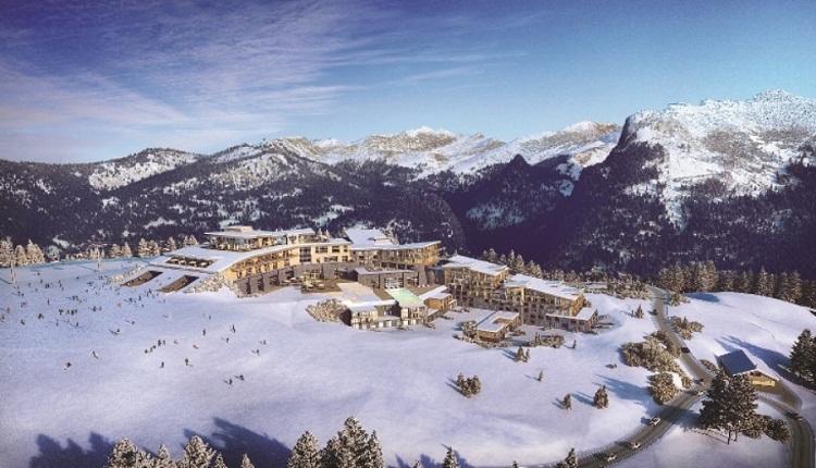 Club Med Samoëns-Morillon_зимняя перспектива