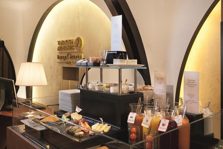 TK Arrival Lounge Istanbul 1