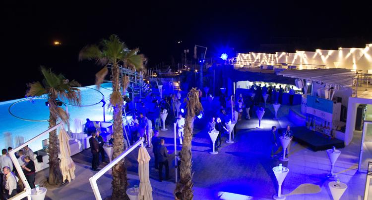 Ночной клуб Cafe Del Mar